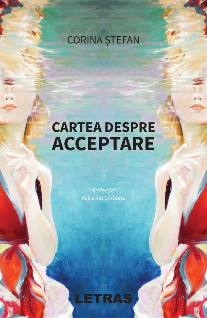 Carte epub: Cartea despre acceptare, Corina Stefan