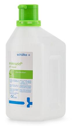Dezinfectant Mikrozid pentru dezinfectia rapida si curatarea instrumentelor din salon, 1000 ml - Cupio.ro