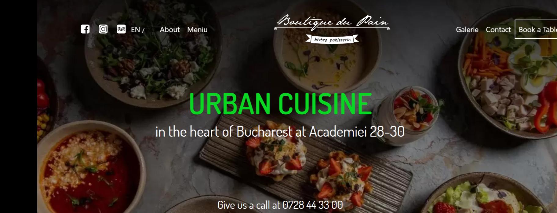 Cum Găsesc un Restaurant Franțuzesc cu Mancare Gatita înBucurești