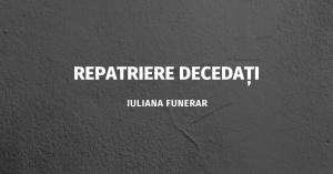 iuliana funerar