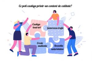 agentie content marketing